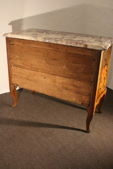 Antique CHEST OF DRAWERS BY FRANCOIS HACHE