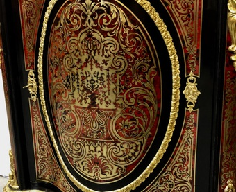 Antique NAPOLEON III PERIOD CABINET