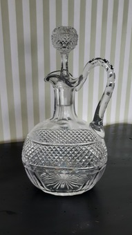 Antique SAINT LOUIS DECANTER