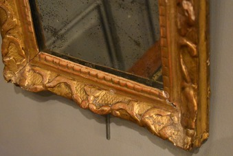 Antique 18th CENTURY FRENCH MIRROR