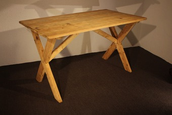 Antique PINE TABLES