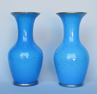 Antique FRENCH RESTAURATION PERIOD  VASES