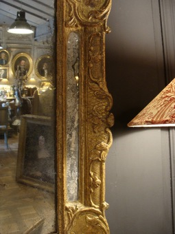Antique LOUIS XIV PERIOD MEIRROR