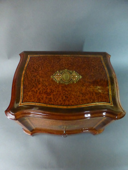 Antique CIGAR BOX