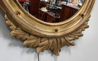 Antique FRENCH EMPIRE STYLE MIRROR