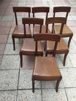 Antique 19th CENTURY FRENCH CHAIRS