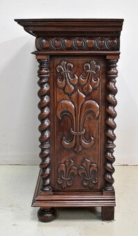 Antique GOTHIC STYLE CABINET