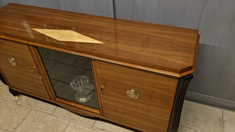 Antique ART DECO PERIOD SIDEBOARD