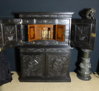 Antique LATE 18th CENTURY CABINET