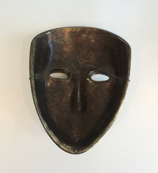 Antique PORTUGUESE MASK
