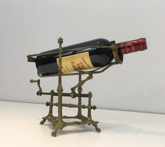 Antique WINE HOLDER