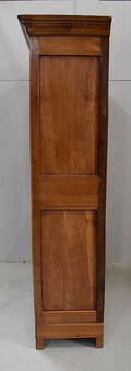 Antique LOUIS PHILIPPE STYLE BOOKCASE