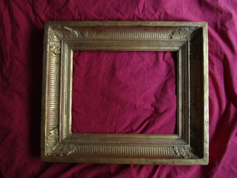 Antique 18th CENTURY  FRAME