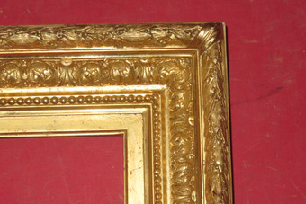 Antique PAIR OF 19th CENTURY FRAMES