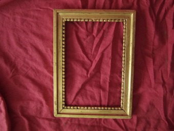 Antique EARLY 19th CENTURY FRAME