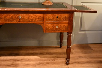 Antique RESTAURATION STYLE DESK