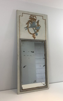 Antique LOUIS XVI STYLE MIRROR