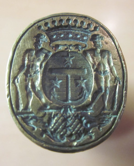 Antique 17th-18th CENTURY SEAL