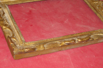 Antique 17th CENTURY FRENCH FRAME