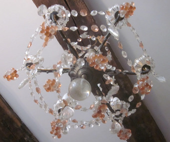 Antique FRENCH CEILING LIGHT