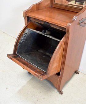 Antique ENGLISH COAL SCUTTLE