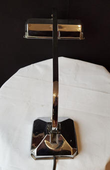 Antique ART DECO PERIOD LAMP