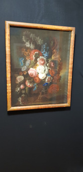 Antique 19th CENTURY FRENCH SCHOOL PASTEL
