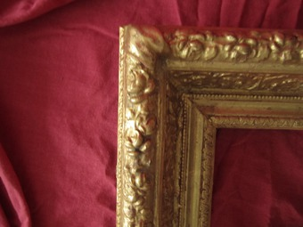 Antique LOUIS XIII PERIOD FRAME
