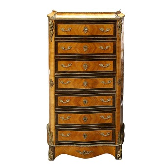 Antique A secretary week furniture Napoleon III period