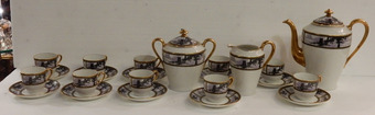 Antique 1952 'Cofee  Service Limoges