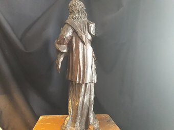 Antique 18th CENTURY STATUE