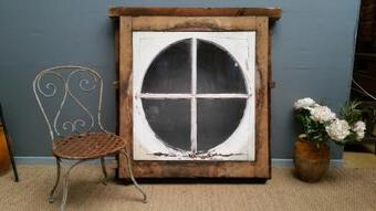 Antique Antique french window