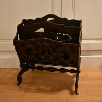 Antique PAPER RACK