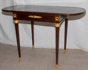 Antique KRIEGER WRITING TABLE