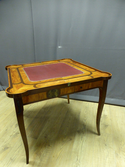 Antique 18th CENTURY CARD TABLE
