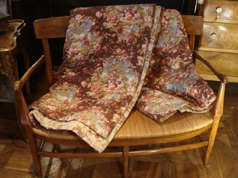 Antique QUILTED COVER