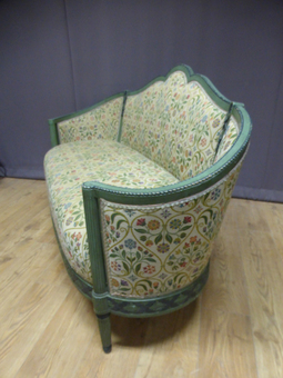 Antique ART DECO PERIOD SETTEE