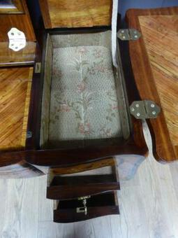 Antique 18th C DRESSING TABLE