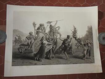 Antique 19th C PRINT