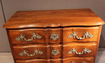 Antique 18th C FRENCH CHEST OF DRAWERS
