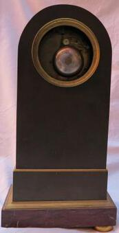 Antique 1595' Clock Time Period Directory has l Ouroboros in bronze 2 colour