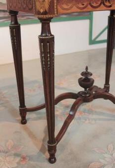 Antique NAPOLEON III PERIOD OCCASIONAL TABLE