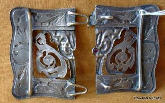 Antique 19th C BUCKLE
