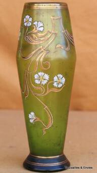 Antique ART NOUVEAU PERIOD VASE