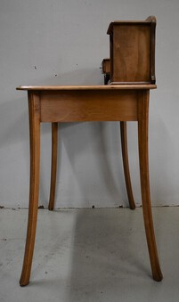 Antique ART NOUVEAU PERIOD WRITING TABLE