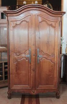 REGENCY PERIOD ARMOIRE