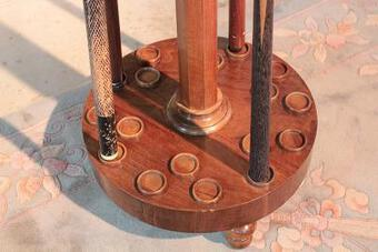 Antique BILLIARD RACK