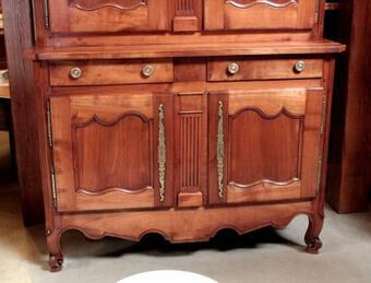Antique 19th C LOUIS XV STYLE BUFFET