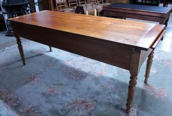 Antique FRENCH WRITING TABLE