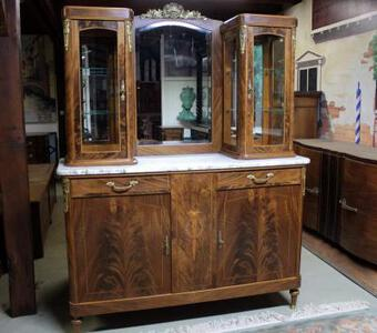 Antique ART DECO PERIOD BUFFET